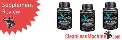 bioxgenic high test review, bioxgenic high test, testosterone booster