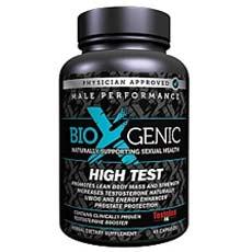 bioxgenic high test review