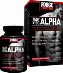 test x180 alpha