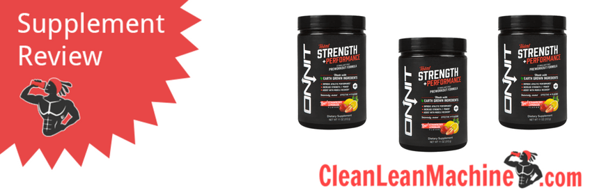 onnit total strenth and performance review