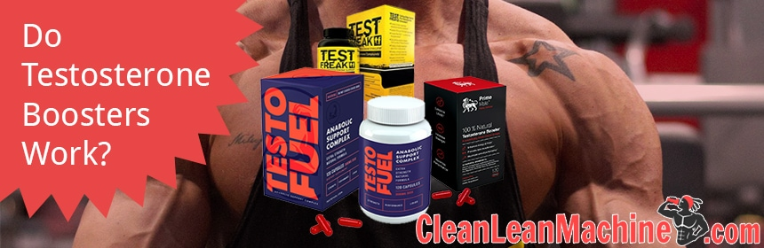 do testosterone boosters work?