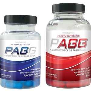 Pareto Nutrition PAGG Stack 2.0