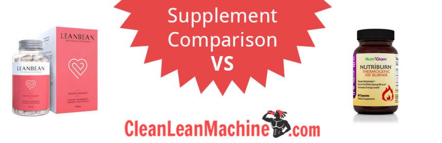 LeanBean vs NutriGlam NutriBurn