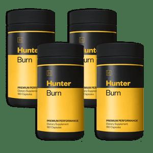 Hunter Burn Best Fat Burner On The Market