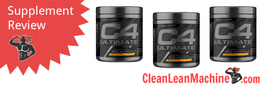 Cellucor C4 Ultimate Pre Workout Review
