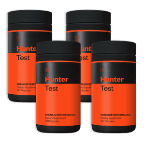 Top Testosterone Boosters - Hunter Test Review