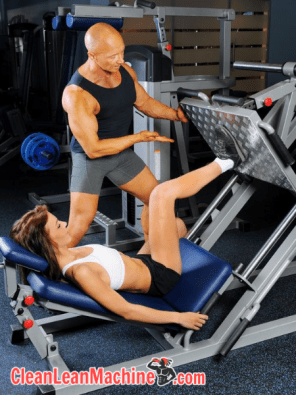 is power training safe for the elderly get a partner
