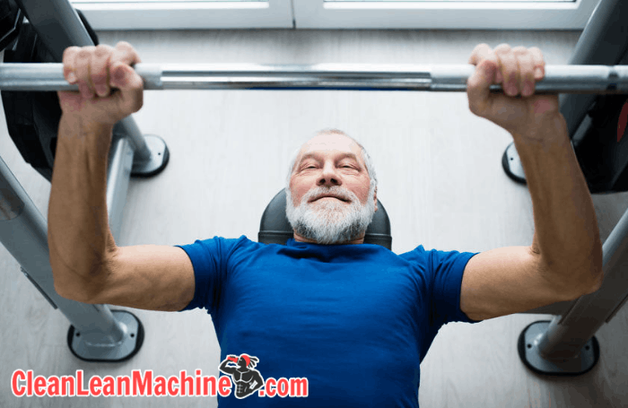 is power training safe for the eldery boost mobility