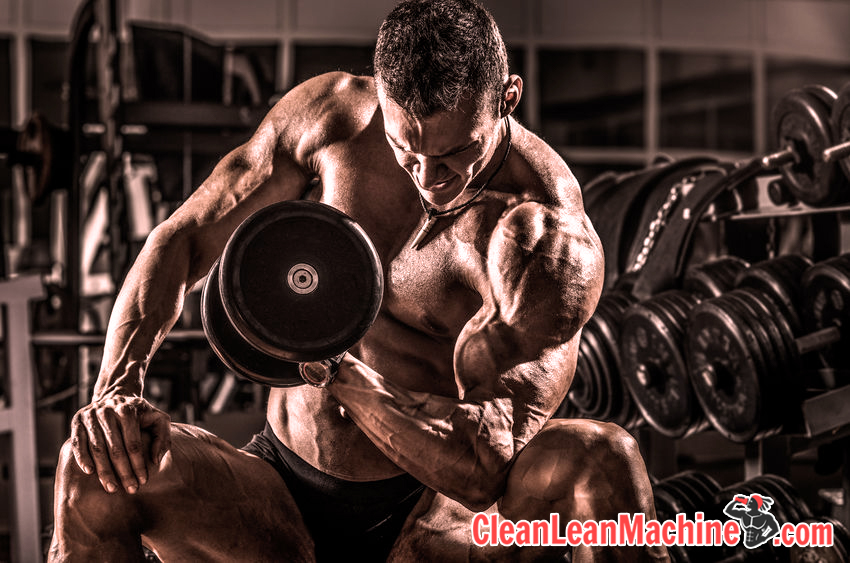 Scientific Bulking Guide - Training to build lean muscle mass
