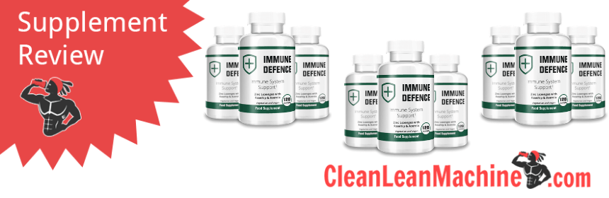Immune Defence Lozenges review