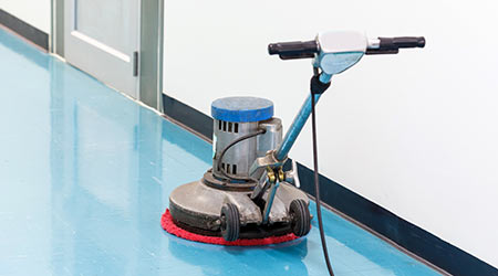 steps to stripping vct floors