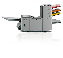 Mailcrafter 9800 Inserter Edge AIM with GBR Accumulator Used - Clean
