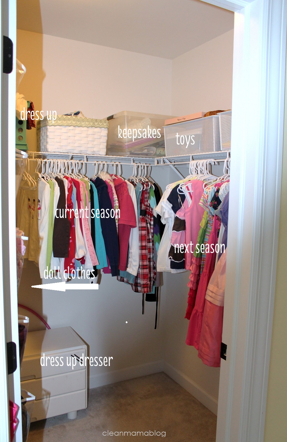 Spring Cleaning My Closets  The Spring Cleaning Challenge