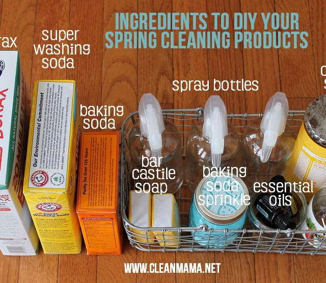 Image result for cleaning ingredients