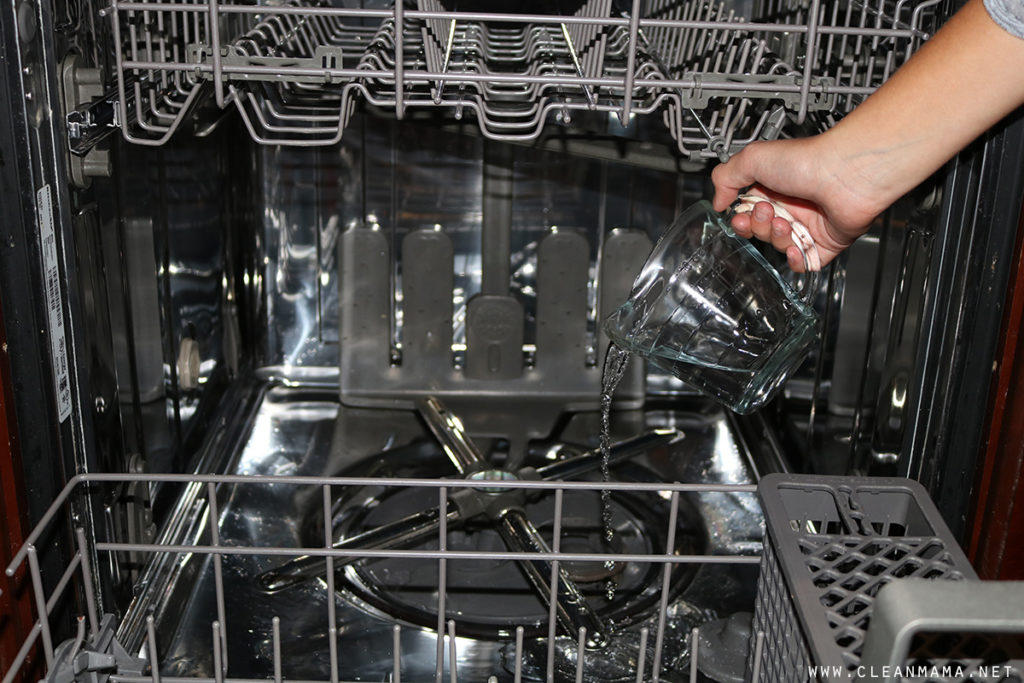 How To Clean A Dishwasher Clean Mama