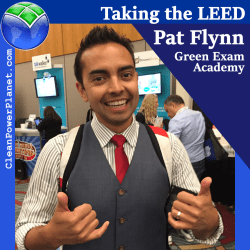 Pat Flynn - Green Exam Academy - LEED exam study site