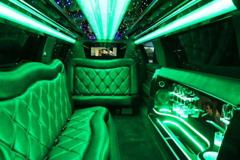 Lincoln MKT Limousine  Clean Ride Limo
