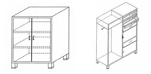 Garment Cabinet, Sterile Garment Cabinet, Cleanroom
