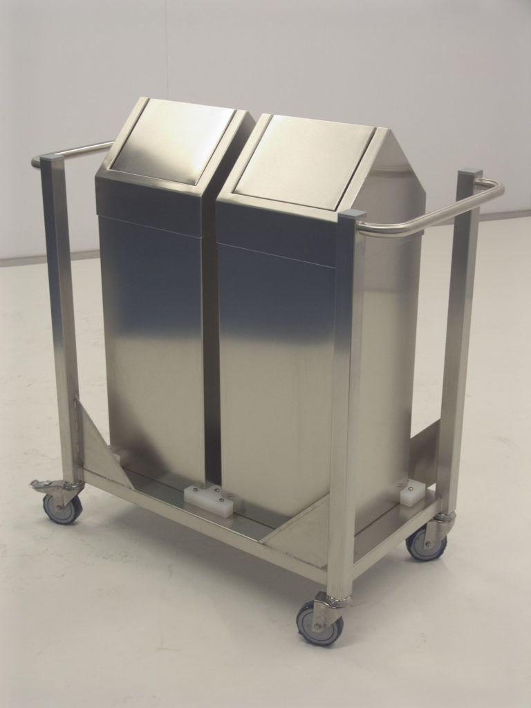 Cleanroom Waste System  Cleanroom Equipment