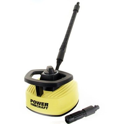 powercraft patio wall cleaner karcher compatible