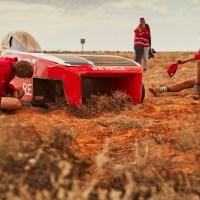 Moeder Natuur verrast Solar Team Twente op onaangename wijze