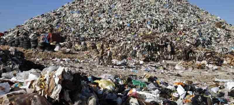waste-dump