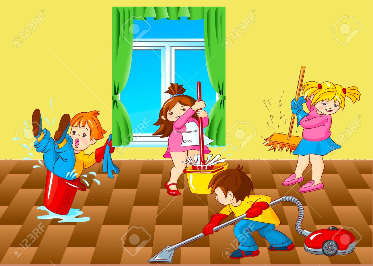 personal hygiene for kids clip art - Clip Art Library