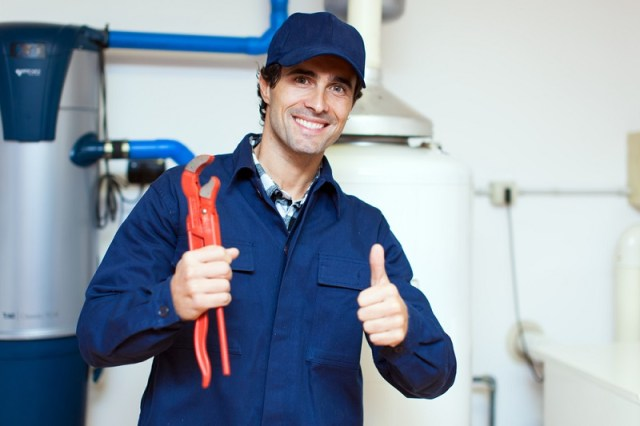 hot water installation guide