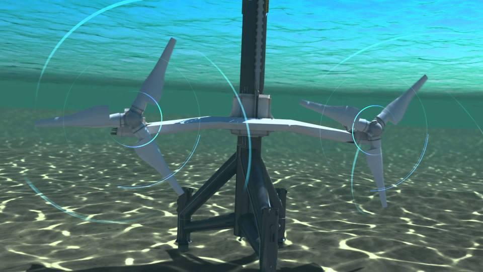 water-turbine