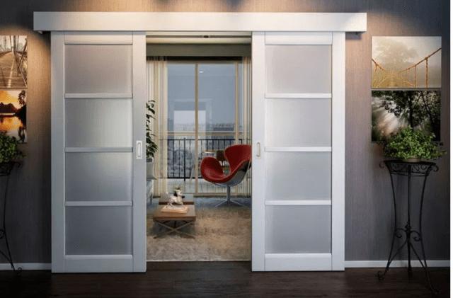 sliding door for home