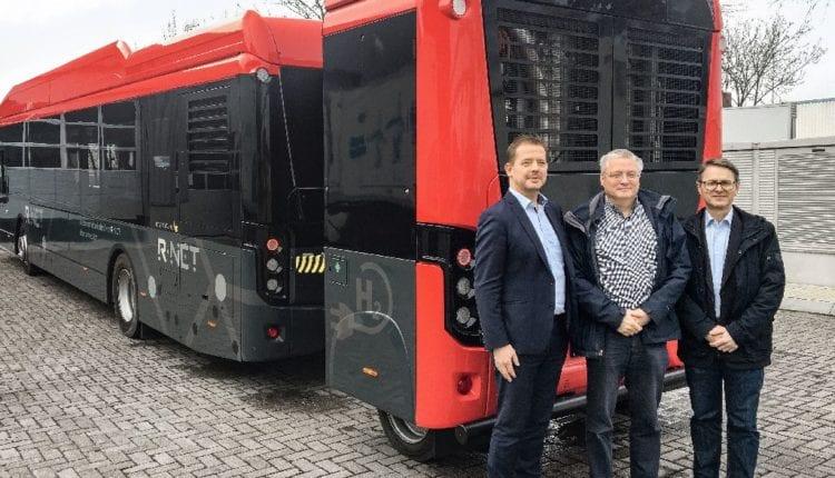 #GiantLeap: #Brennstoffzelle als #RangeExtender für #Busse