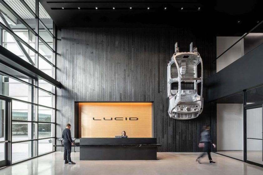 Lucid Motors headquarters