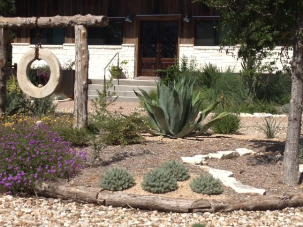 xeriscape styles texas clean