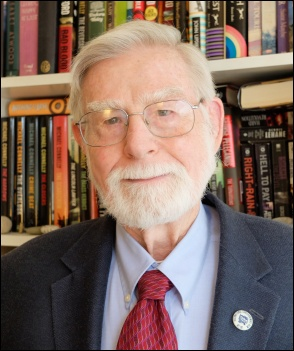Dr. Bill Hirzy (2015). Photo courtesy of Ellen Connett.