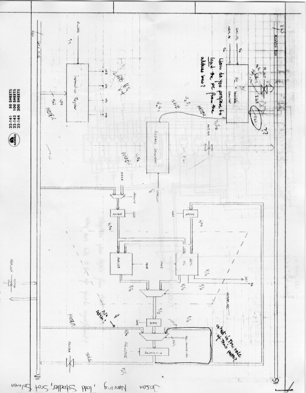 ABCPU2: Sketches