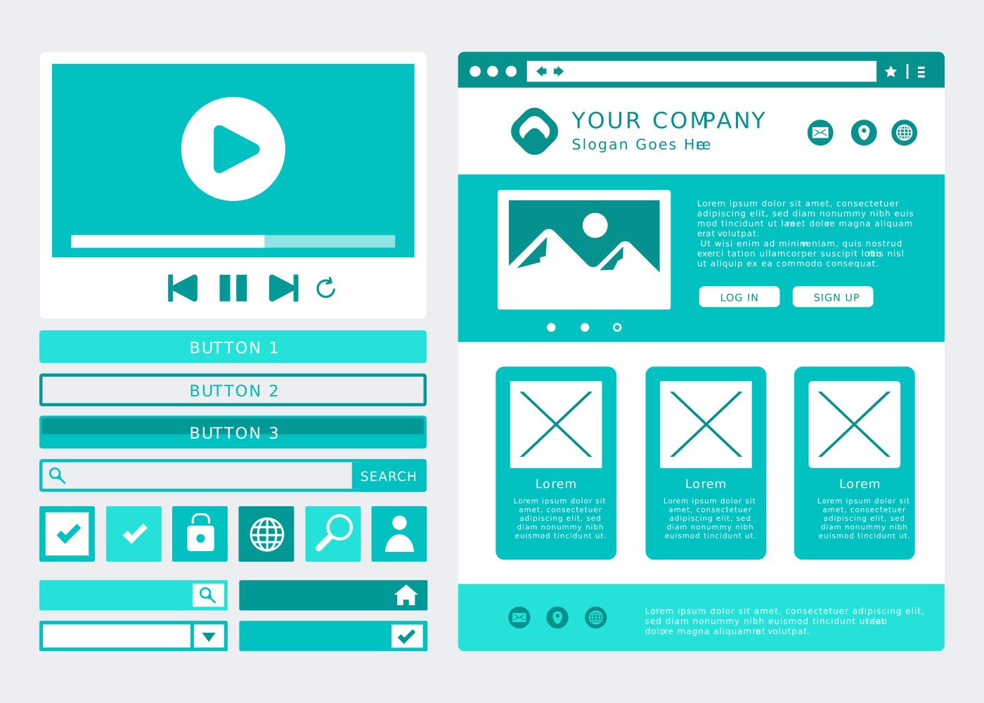 wordpress web design clearbox seo wordpress page layout