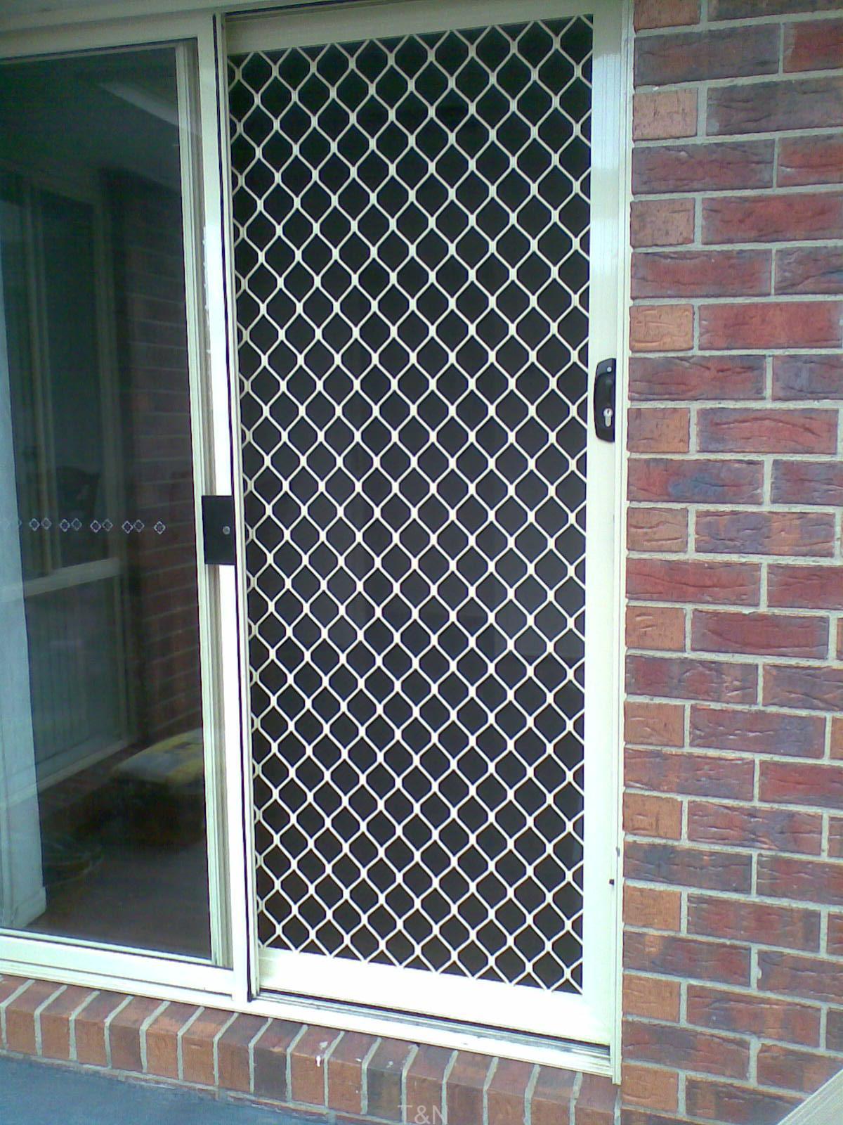 Security Doors Bellfield Services