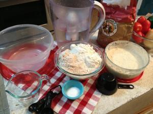Magic Bread Ingredients