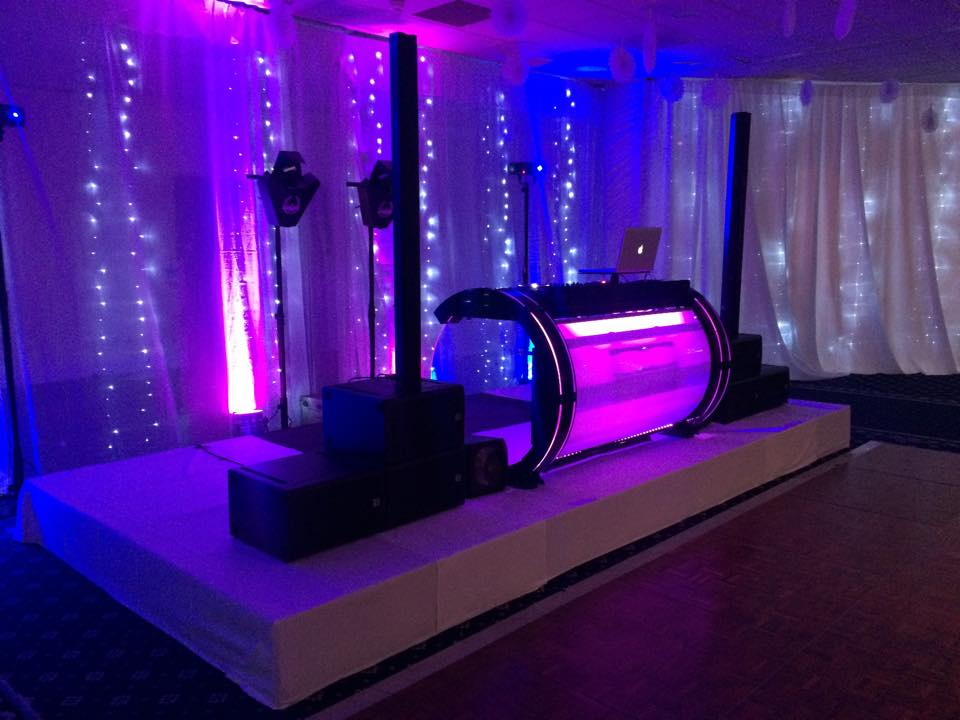 C DJ Booth  Professional DJ Booths  DJ Stands  ClearConsole