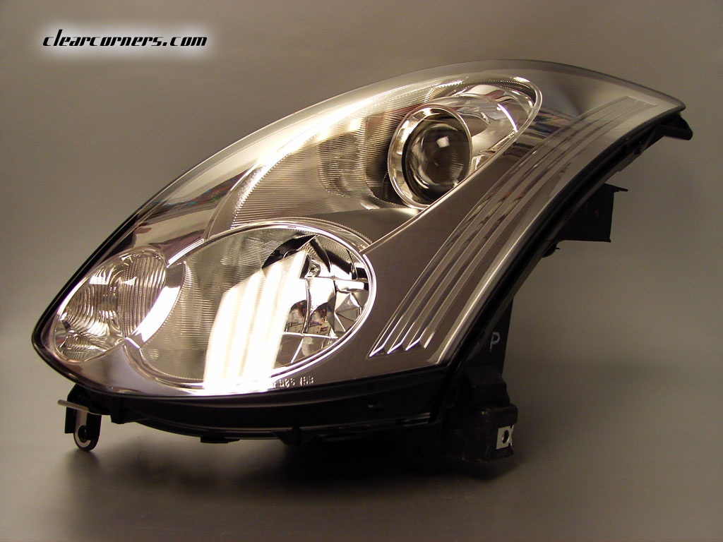 hight resolution of  06 07 infiniti cv35 g35 coupe skyline oem headlight