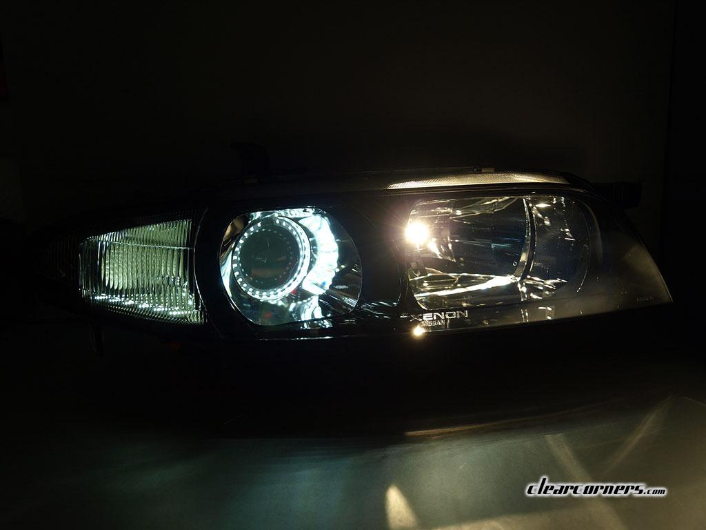 r33 skyline headlight wiring diagram moody english units 97 98 nissan gtr  super led hid spec headlights