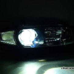 R33 Skyline Headlight Wiring Diagram Bmw E39 97 98 Nissan Gtr  Super Led Hid Spec Headlights