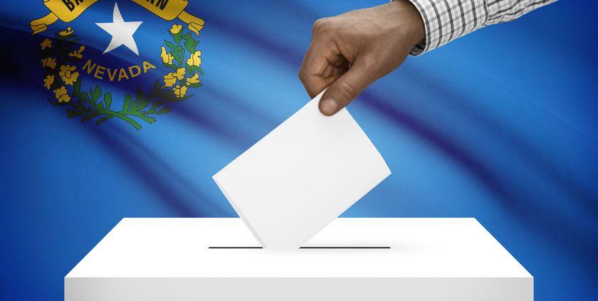 Nevada voting election vote