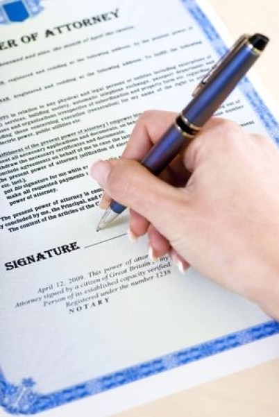 power of attorney, guardianship