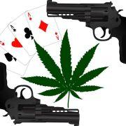 medical marijuana, guns, las vegas, nevada