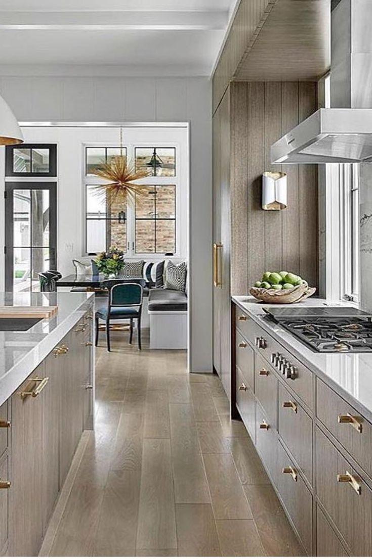 45+ Sleek & Inspiring Contemporary Modern Kitchen Design Ideas New 2019   clear crochet