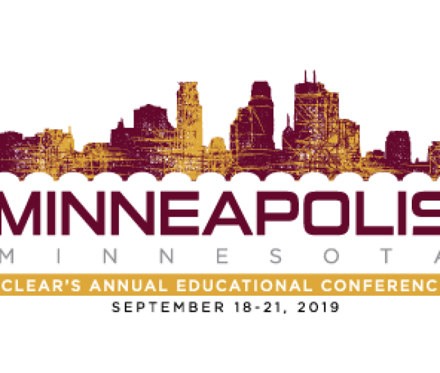 The 39th Clear Annual Educational Conference Will Be Held Sept  In Minneapolis Minnesota The Annual Conference Is Attended By More Than 600
