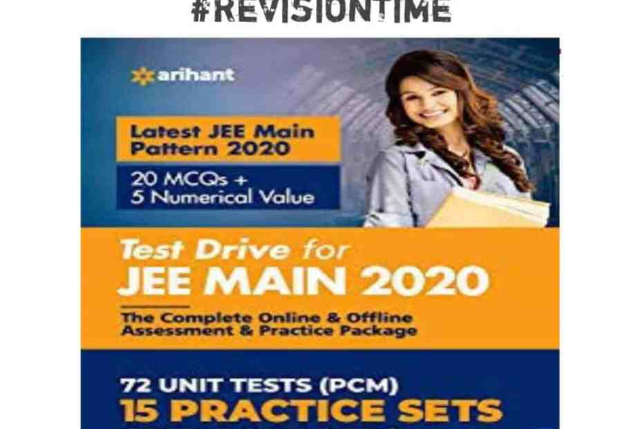Arihant practice set for jee main
