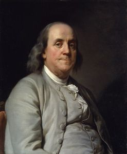 Old Ben Franklin