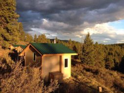 meditation retreat cabin